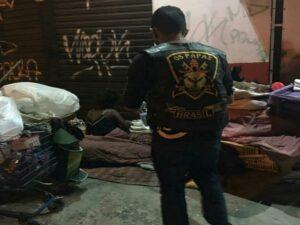 Ajuda a pessoas em situação de rua - Regional Rio